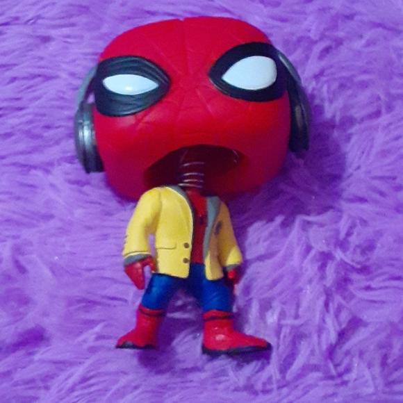 Spider-Man Homecoming Bobble Head Funko Pop